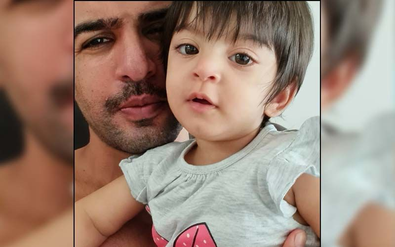 Jay Bhanushali Shares A Video Of His Daughter Tara Wearing A Mask Before Leaving The House; Actor Urges People To Wear A Mask As COVID-19 Cases Rise