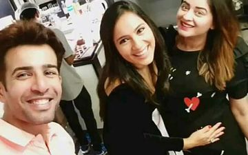 First Pic Of Mom-To-Be Mahhi Vij After Pregnancy Announcement