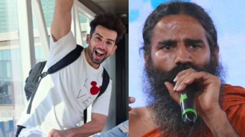 Indian Idol 12: Baba Ramdev Lifts Host Jay Bhanushali On His Shoulders To Showcase His Strength; Josh Is Definitely High, We Must Say - WATCH