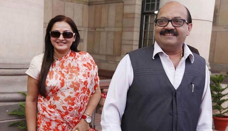 Jaya Prada and Amar Singh