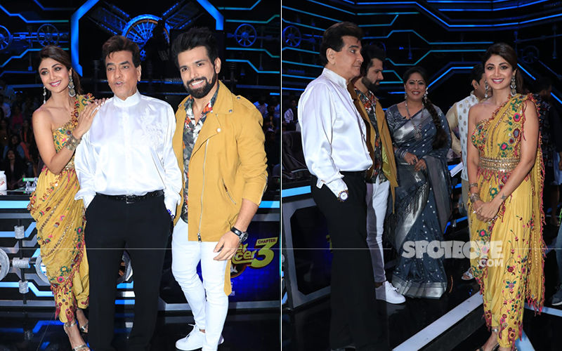 Jeetendra To Be The Special Judge With Co-Judges Shilpa Shetty, Geeta Kapur And Anurag Basu