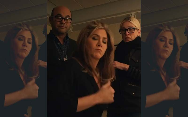 Jennifer Aniston BREAKS Her Phone Out of Frustration Within A Day Of Her Instagram Debut, Makes Jennifer Lopez Go 'LOL' - Watch Video
