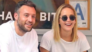 Jennifer Lawrence Gets Hitched To Boyfriend Cooke Maroney After Two Years Of Dating – PICTURE INSIDE