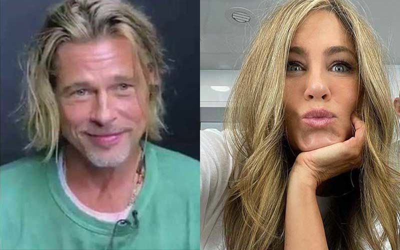 When Brad Pitt Couldn't Stop Blushing As He Revealed How He Met His Ex-Wife Jennifer Aniston - WATCH