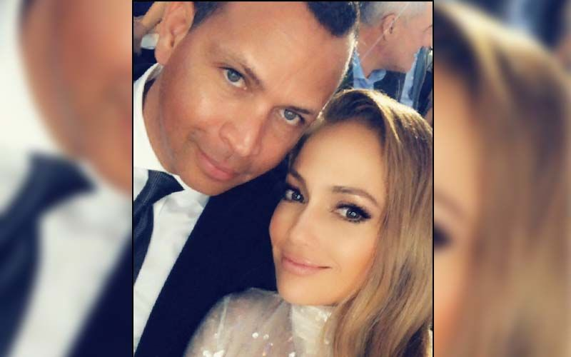 Alex Rodriguez Posted A Video Dedicated To Jennifer Lopez Just Hours Before The Couple Officially Called It Quits - WATCH