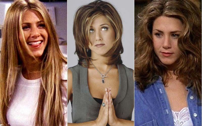HOLLYWOOD'S HOT METER: Five Rachel Green Hairstyles That Made Jennifer Aniston Irresistible In FRIENDS