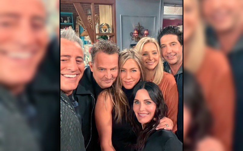 David Schwimmer And Matthew Perry Reveal If Any Of The Friends Cast Members Ever Hooked Up With Each Other