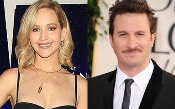 Has Jennifer Lawrence Moved On To Darren Aronofsky?