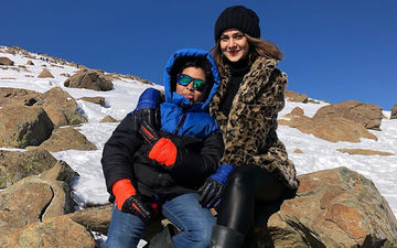 "Jennifer Winget Pens Heartwarming Note For Her Nephew Sean; Writes, ""I Have Always Got Your Back"""
