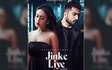 Jinke Liye: Jaani Shares Poster Of His Upcoming Song Ft. Neha Kakkar