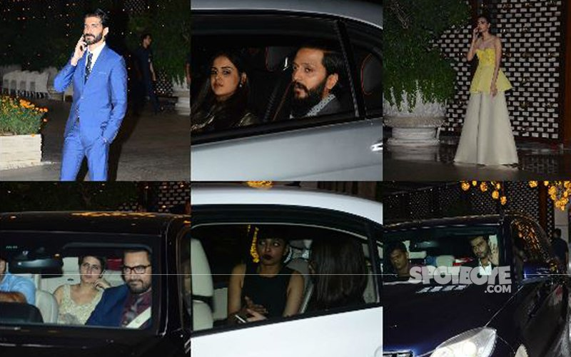 Jio MAMI 18TH Film Festival After-Party: Aamir Khan, Karan Johar, Anurag Kashyap Attend The Bash