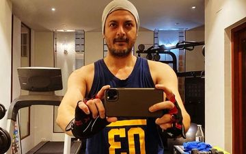 Actor Jisshu Sengupta's Workout Selfie Is Winning The Instagram