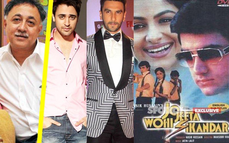 Mansoor Khan: Imran Khan Or Ranveer Singh Can Reprise Aamir Khan's Role in Jo Jeeta Wohi Sikandar