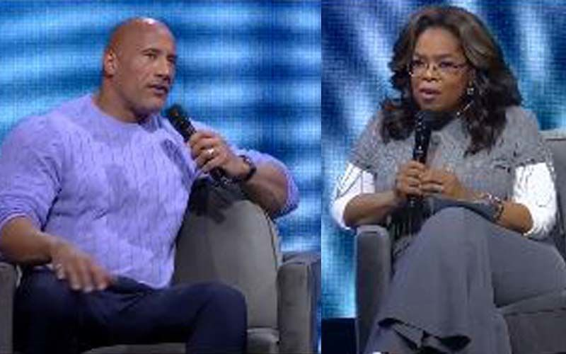Dwayne Johnson AKA The Rock Opens Up About His Father's Death To Oprah Winfrey - Watch