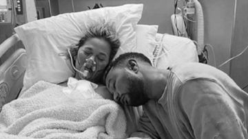 John Legend's Wife Chrissy Teigen Suffers A Miscarriage; Pens A Heart Wrenching Post Mourning The Loss Of Their Son Jack