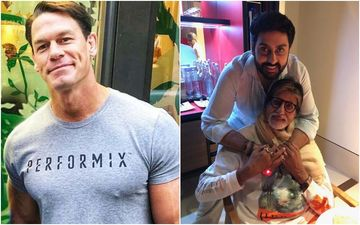 Amitabh Bachchan And Abhishek Bachchan Test Positive For COVID-19, WWE Star John Cena Dedicates A Special Post To The Bachchans