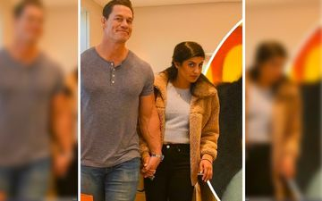 WWE Star John Cena All Set To Have A Lavish Wedding On An Island With Girlfriend Shay Shariatzadeh? Here's The Truth
