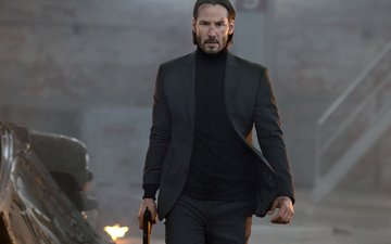 John Wick: Chapter Two Teaser Has Wick With A Big Gun