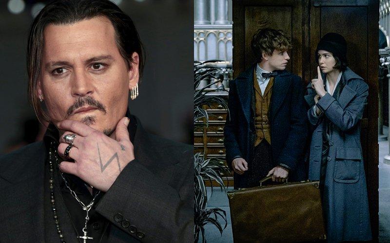 Johnny Depp Joins Harry Potter Franchise