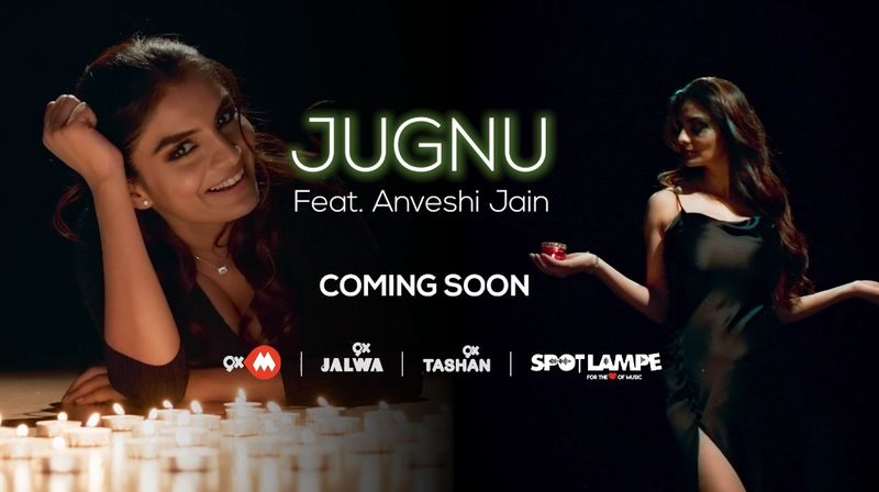 SpotlampE Song Jugnu Teaser Out: Anveshi Jain's Track Will Leave You Wanting More- WATCH