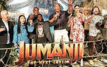 Jumanji: The Next Level Credits Clip Promises Part 4; It May Have A Robin Williams Inspiration