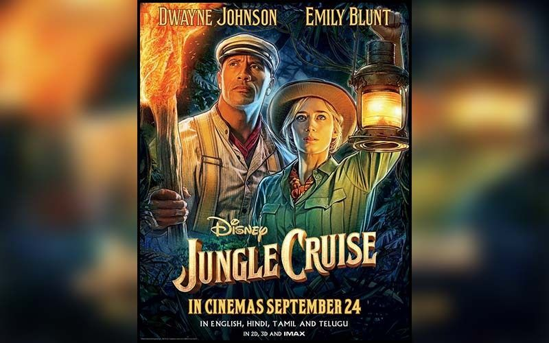 Gaurav Chopra, Rakshanda Khan To Be The Voice For Dwayne Johnson And Emily Blunt In The Hindi Version Of Jungle Cruise