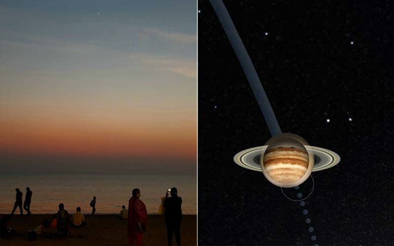 From Renuka Shahane to Sobhita Dhulipala B-town Celebs Become Sky-gazers To Experience The Rare Jupiter-Saturn Conjunction