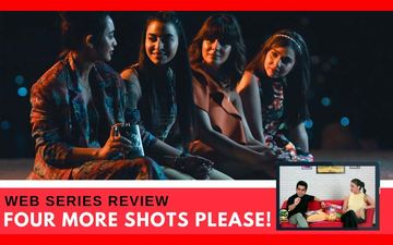 Binge Or Cringe: Will You Order For 'Four More Shots Please'?