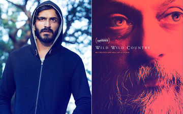 Just Binge: Harshvardhan Kapoor Is Currently ODing On Wild Wild Country