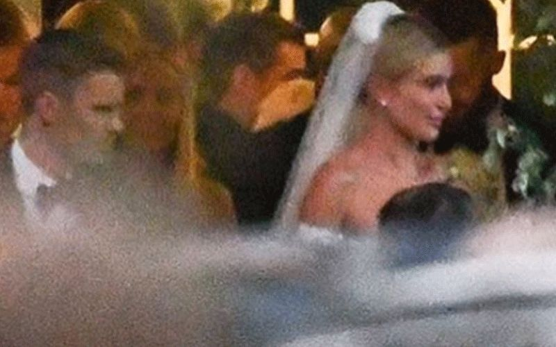 Inside Pictures And Video From Justin Bieber And Hailey Baldwin's Private Wedding That Are Too Good To Be Missed