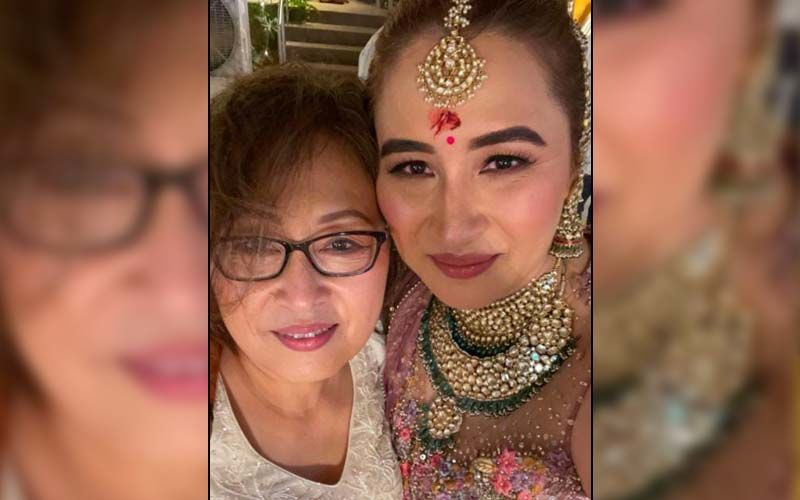 INSIDE PICS Of Jwala Gutta's Sangeet, Mehendi And Haldi Ceremonies; Badminton Champ's Engagement Ring Grabs All The Attention