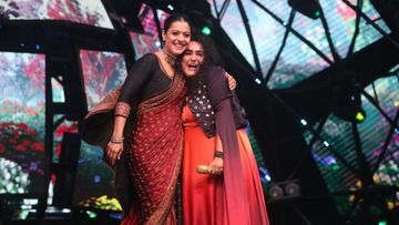 Indian Idol 11: An Impressed Kajol Shakes A Leg To Jannabi Das's Performance; Gives Her A Standing Ovation