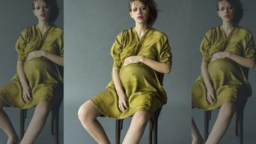 FIRST PIC Of Kalki Koechlin's Waterbirth; Actress Shares Vulnerable Moment From Labour, Thanks Her Doula