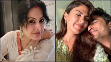 Furious Kamya Punjabi Questions Rhea Chakraborty's WhatsApp Msgs Alleging Sushant Singh Rajput Called His Sister 'Manipulative'; 'What Is She Trying To Prove?'