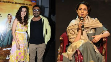 Anurag Kashyap Had Approached Kangana Ranaut For Saand Ki Aankh But She Demanded 'What Is The Need For Two Characters? Make Them One And Young'
