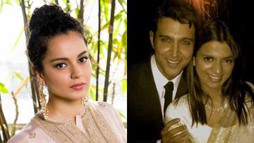 Rangoli Shares Her TB PIC With Hrithik Roshan; Says He Tried Impressing Her To Be In Kangana Ranaut's Good Books