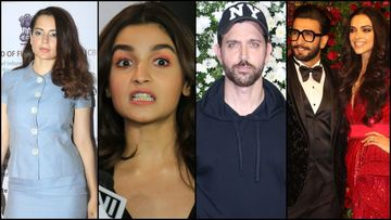 Team Kangana Ranaut SLAMS Hrithik Roshan, Deepika Padukone, Ranveer Singh For 'Going Gaga' Over Alia Bhatt's Childhood Pic; Says, 'Ek Ne Bhi Sushant Ke Liye Justice Nahi Manga'