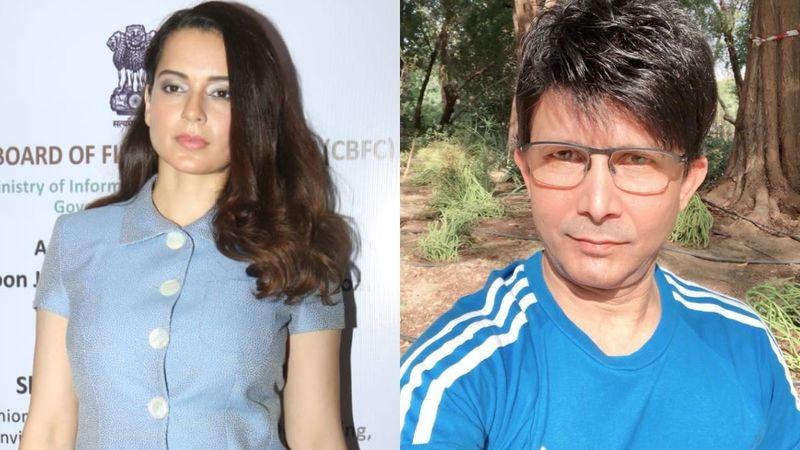 KRK Slams 'Frustrated Log' Anurag Kashyap, Taapsee Pannu, Swara Bhasker; Says Kangana Ranaut Is Bollywood's 'Rani Lakshmibai' - VIDEO