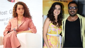 Kangana Ranaut's Team RUBBISHES Anurag Kashyap Claims Of Her Demanding Solo Lead In Saand Ki Aankh; Says, 'She Suggested They Hire Senior Actors'