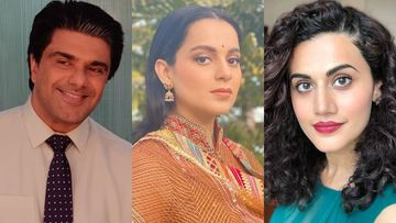 After Taapsee Pannu, Samir Soni BLASTS Kangana Ranaut, 'Against Those Using Sushant's Death To Settle Their Personal Scores'