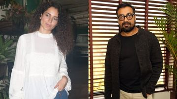 Amid Their Ongoing Feud, Anurag Kashyap Reacts To An Old Video Of Kangana Ranaut Supporting His Film Bombay Velvet; Says, 'I Am Not Her Enemy'