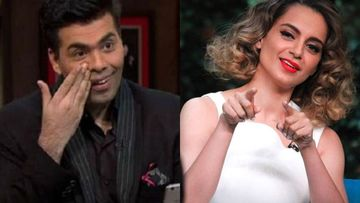 Kangana Ranaut Tells Rohit Shetty That Karan Johar Makes His Guests Drink 'Zeher' On Koffee With Karan - Throwback Video