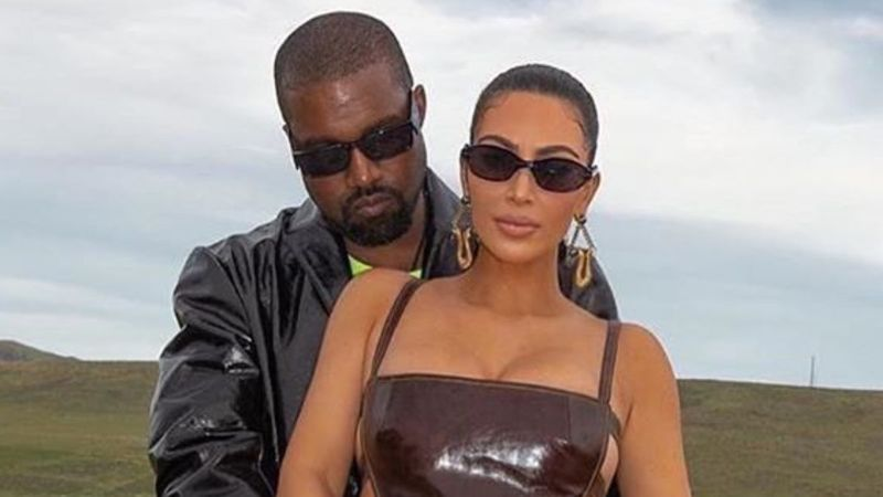 Amid News Of Having Bipolar Disorder, Kanye West Looks Chilled AF As He Gets Snapped Post Tweeting He Tried To Divorce Kim Kardashian