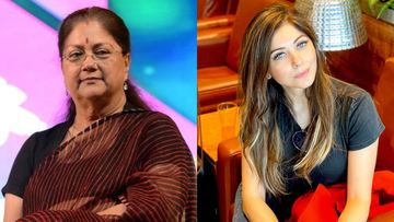 Coronavirus Outbreak: BJP Leader Vasundhara Raje And Son Go Into Self-Quarantine After Partying With Kanika Kapoor
