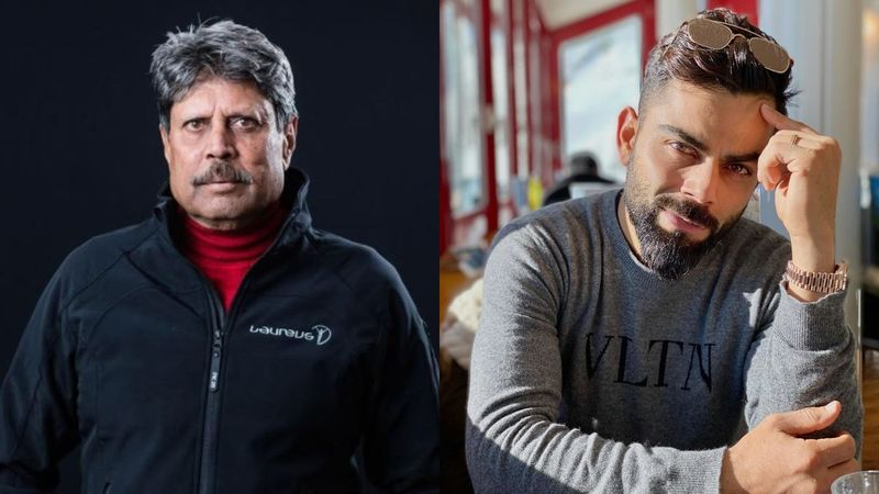 Kapil Dev Defends Virat Kohli's Forgettable Stint At The NZ Tour, 'When You Cross 30, It Affects Your Eyesight'