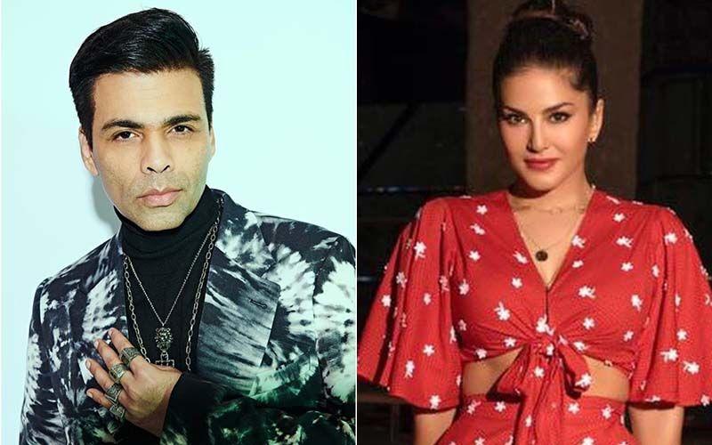 Sunny Leone To Give Expert Tips On How To Spice Up Love Life While Karan Johar Turns Love Guru