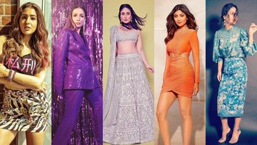 Scorchers Of The Week: Malaika Arora, Sara Ali Khan, Kareena Kapoor, Shilpa Shetty And Hina Khan
