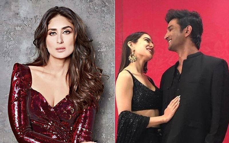 क्या करीना कपूर खान को नही पसंद है सारा अली खान और सुशांत सिंह की नजदीकियां? दी यह सलाह