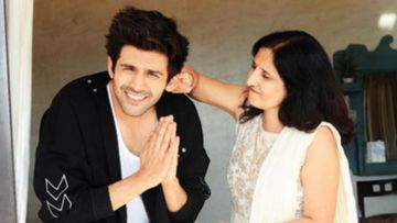 Kartik Aaryan's Mom Schools Him For Not Sharing Mother's Day Selfie On Social Media; Actor Asks, 'Ek-Ek Post Ke Lakhon Milte Hai, Dogi?'