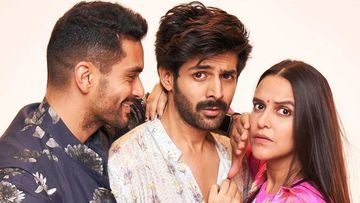 Is Kartik Aaryan The 'Woh' In Neha Dhupia And Angad Bedi's Love Story? Pictures Don't Lie